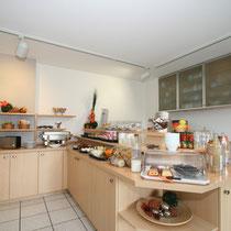 Frühstück im Residenz Hotel Gießen