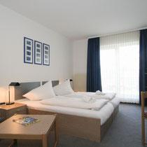 Hotelzimmer im Residenz Hotel Gießen