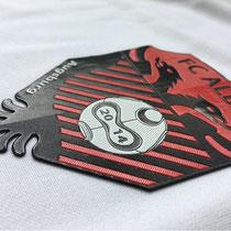 3D Weichmetall Wappen