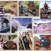 Coletânea de fotos da vida pessoal de Gerson Machado de Avillez