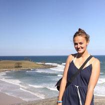 Algourie Beach - das ist der Strand an dem das Haus von dem Gründer von Billabong steht