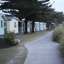 Campingplatz in Yamba