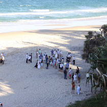 Hochzeitsfotos am Strand! - ahhhh da kribbelt es mir in den Händen :/