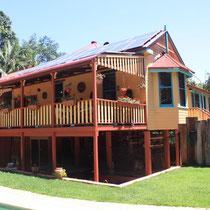 Das Haus in dem wir wohnen