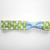 141 praktisches Haartuch aus Baumwolle, mit dehnbahren Gummi, von Baby- bis Erwachsenegröße.... Preis: 6,50 Euro