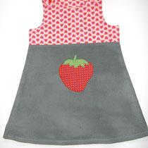 44 Kleid aus Baumwolle und Feincord.... Preis: 22,00 Euro
