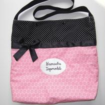 20 Handtasche / Beutel mit ca. 8 cm breitem Boden