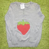 1 Applikation auf einem Pullover