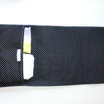 4 Windeltasche mit integrierter Wickelauflage  (innen)