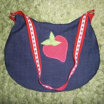 18 mit Reißverschlussinnentasche auf der Rückseite