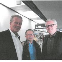 Vizekanzler Dr. Reinhold Mitterlehner und Dr. Georg Zanger