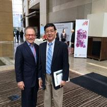 Dr. Zanger und Dr. Ye Ming