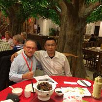Dr. Zanger und Raimond Dong