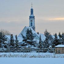 Meissenheim im Winter