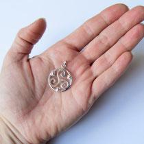 keltischer Silberschmuck