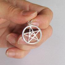 pentagramm kette
