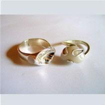 zusammenpassende ringe