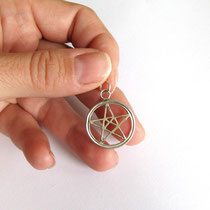 pentagramm schmuck