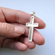 Kreuz Anhänger Anfertigung
