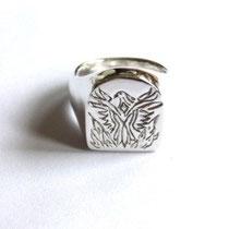 Silber Phoenix