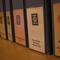 Originale Werkstattunterlagen als Wartungs- und Reparaturhilfe