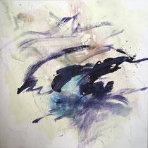 80 x 80 cm  on canvas