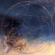 100 x 100 cm on canvas
