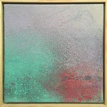 20 x 20 cm on canvas