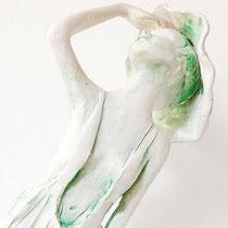 Diese Skulptur wurde von einer Künstlerin für uns gestaltet. Wir sind von dem Ergebnis begeistert!
