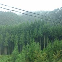 福知山へ一路
