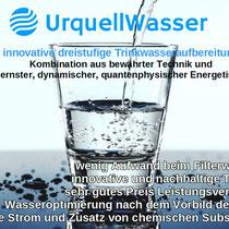 UrquellWasser Trinkwasser