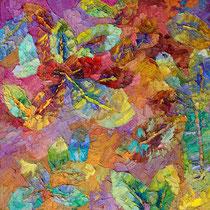 WELTLICHEN EMOTIONEN. Oleo en lienzo 60 x 60 cm 2005 Copyright Joan Louis 2016