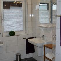 Das 1. Badezimmer