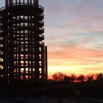 Sonnenuntergang in Panarbora