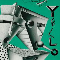 Yello - Clara Qeu Si (NL 1981,  OIS, Vertigo – 6435 123)
