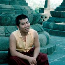 Foto: Valerio Albisetti © / Borobudur 18.08.1988