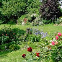 Landhaus Wildfeuer: Garten