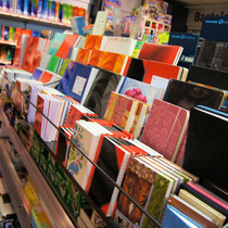 Vokabeln üben, Notizen oder Rezepte notieren, alles kein Problem mit dem richtigen Heft