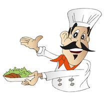 türkischer Koch