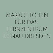 Maskottchen Zentrum Leinau