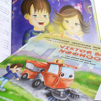 Die Leipziger Abenteuer von Viktor & Noonoo