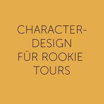 Charakter für Rookie Tours
