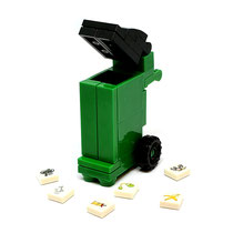 Blocks World Garbage Sorting (Green) K40A-4