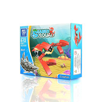 Blocks World Seabed Squad (Crayfish/ザリガニ)K38A-7