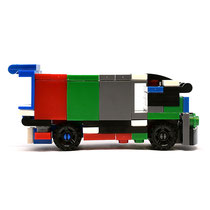 Blocks World Garbage Sorting (Garbage Truck) K40A-Combined