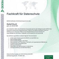 "Zertifikat ""Fachkraft für Datenschutz"" | Marien-Apotheke Reken"