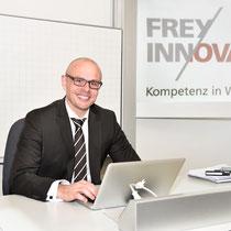 Fotografie für Frey Innovation