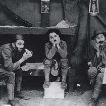 """Propaganda en el cine: """"Armas a los hombros"""" de Chaplin."""