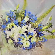 ¥5000 54x78x29 供花花束