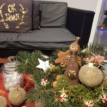 Weihnachtsstimmung - Sonnenstudio Starsun-Nettetal